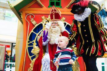 Sinterklaas @ SHOPPINGCENTRA