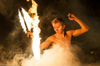 Manu's Fire & Led