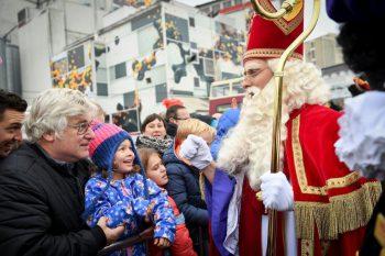Grote Intrede Sinterklaas