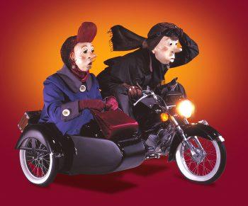 Mats en Muts op de Moto