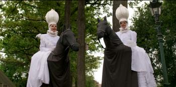 Barokke Schoonheden te Paard