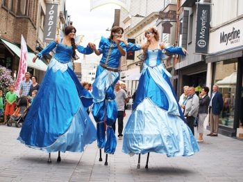 Blauwe Elfjes