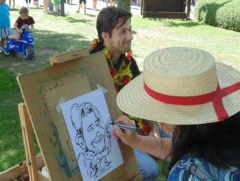 Karikaturiste MaJa
