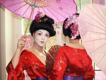 Japanse Geisha's
