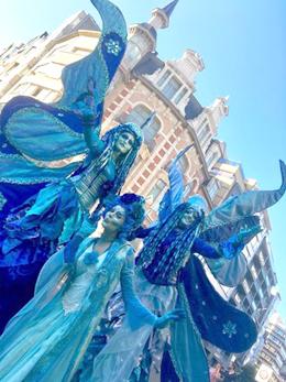 Les Elfes Bleus