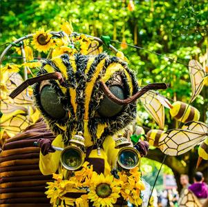 De Bijenparade
