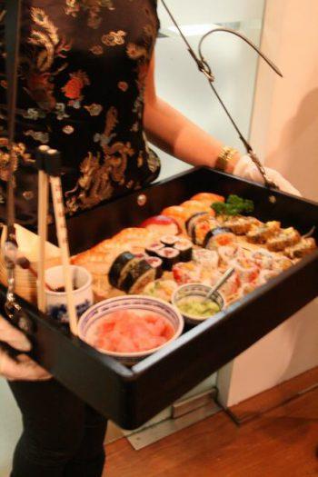 Sushi-meisje