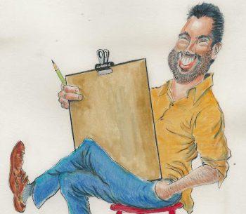 Karikaturist BaBa