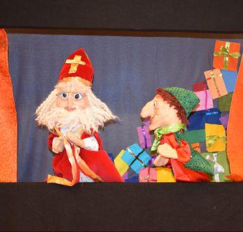 St-Nicholas Puppet-Show