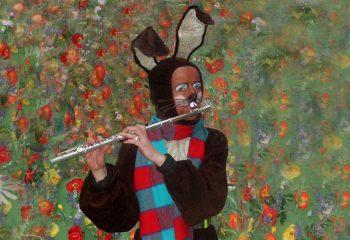 Paashaas Fluit Spektakel
