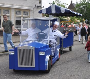 Poffertjes on Wheels