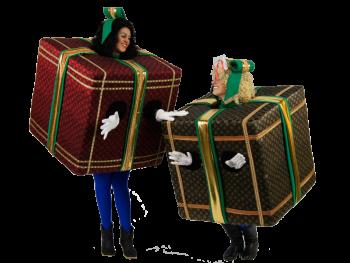 Wandelende Cadeautjes