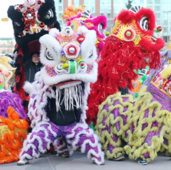 Chinese Leeuwendans