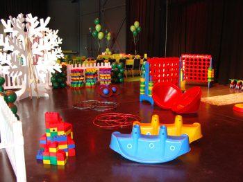Kids Fun Village 4-10 jaar