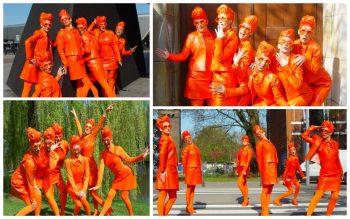 Meisjes van Oranje