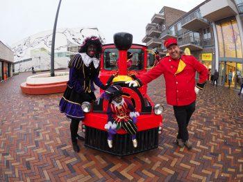 Sinterklaas Locomotief