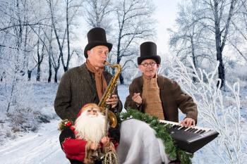Kerst Muzikanten