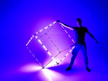 Cube of Light