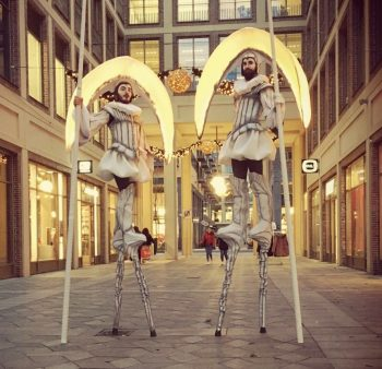 Lunar Stilts